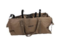 Higdon XL 6-Slot Alpha Series Full Body Goose Decoy Bag Polyester Brown