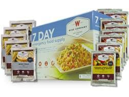 Wise Company 7 Day Emergency Food Supply Freeze Dried Food Kit