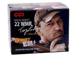 CCI Maxi-Mag Ammunition 22 Winchester Magnum Rimfire (WMR) Troy Landry Special Edition 40 Grain J...