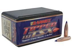 Barnes Tipped Triple-Shock X (TTSX) Bullets 338 Caliber (338 Diameter) 225 Grain Spitzer Boat Tai...