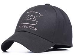 Glock Perfection Premium Logo Cap Polyester Black