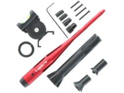 LaserLyte Deluxe Laser Bore Sighting Kit with .22 to .50 Caliber Adapters, 12-20 Gauge/.51-.75 Ca...