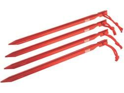 """Coleman 9"""" Heavy Duty Tent Stake Aluminum Pack of 4"""