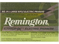 Remington EtronX Electronic Primers Box of 1000 (10 Trays of 100)