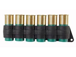 Mesa Tactical Sureshell Shotshell Ammunition Carrier 12 Gauge Mossberg 500, 590, 835 6-Round Poly...