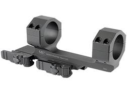 """Midwest Industries 30mm QD Scope Mount Picatinny-Style with 1.4"""" Offset Matte"""