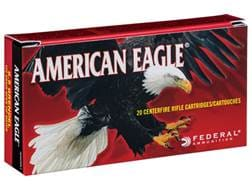 Federal American Eagle Ammunition 6.5 Grendel 120 Grain Open Tip Match