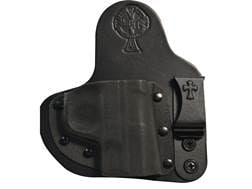 CrossBreed Appendix Carry Inside the Waistband Holster Right Hand Ruger LCP Leather and Kydex Black