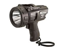 Streamlight Waypoint Spotlight LED with Rechargeable Battery with AC Charging Holder Polymer Black