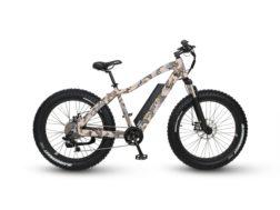 QuietKat Ranger 750W 7-Speed Motorized Bike Camo