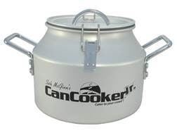 CanCooker Jr. 2 Gallon Cooking Pot Aluminum