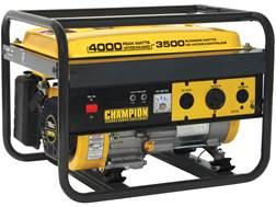 Champion 3500/4000 Watt CARB Compliant Gas Powered Generator