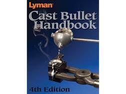 "Lyman ""Cast Bullet Handbook: 4th Edition"" Book"