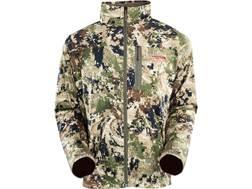 Sitka Gear Men's Windproof Mountain Jacket Nylon Gore Optifade Subalpine Camo Small