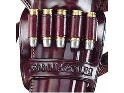 Galco Holster Bandolier Ammunition Carrier Right Hand for Kodiak Holster 5-Round 500 S&W Magnum L...