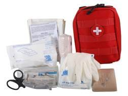 5ive Star Gear First Aid Trauma Kit Nylon Bag with MOLLE