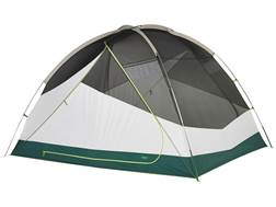 "Kelty Trail Ridge 6 Person Dome Tent with Footprint 120"" x 98"" x 74"" Polyester Gray"