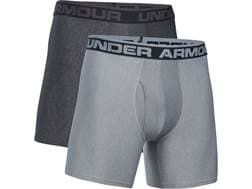 "Under Armour Men's 6"" Original Boxerjock Underwear Pack of 2"