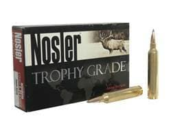 Nosler Trophy Grade Ammunition 7mm Remington Ultra Magnum 175 Grain AccuBond Long Range Box of 20