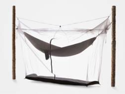 Grand Trunk Mozzy Hammock Mosquito Net Nylon White