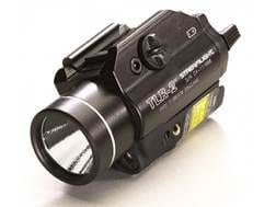 Streamlight TLR-2 Weapon Light White LED with Red Laser and Batteries Fits Picatinny or Glock-Sty...