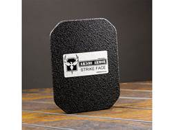 AR500 Body Armor Stand Alone Ballistic Plate III+ Side Plate Steel