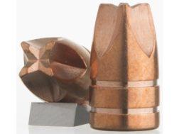 Lehigh Defense Xtreme Defense Bullets 38 Caliber (357 Diameter) 100 Grain Solid Copper Fluid Tran...