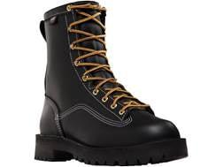 "Danner Super Rain Forest 8"" Waterproof GORE-TEX Work Boots Full-Grain Leather Men's"