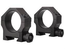 Valdada IOR 30mm Tactical Heavy Duty Picatinny-Style Rings Matte Low