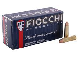 Fiocchi Shooting Dynamics Ammunition 357 Magnum 142 Grain Full Metal Jacket Truncated Cone Box of 50