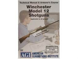 """American Gunsmithing Institute (AGI) Technical Manual & Armorer's Course Video """"Winchester Model ..."""