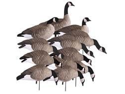 GHG Newbold Lesser Harvester Full Body Goose Decoy Pack of 12
