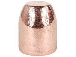 HSM Custom Bullets 45 ACP (451 Diameter) 230 Grain Plated Flat Nose Box of 500