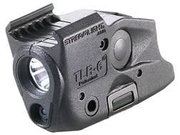 Streamlight TLR-6 Rail Glock Weapon Light LED and Laser Polymer Black