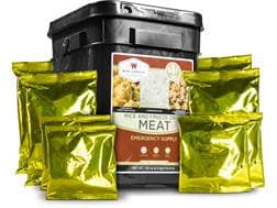 Wise Company 104 Serving Protein Bucket Freeze Dried Food Kit