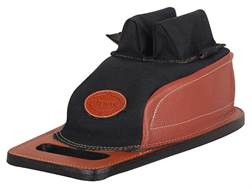 Edgewood Minigater Rear Shooting Rest Bag Tall with Regular Ears and Regular Stitch Width and Gra...