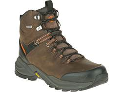 """Merrell Phaserbound 6"""" Waterproof Hiking Boots Leather Men's"""