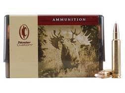 Nosler Custom Ammunition 378 Weatherby Magnum 260 Grain AccuBond Spitzer Box of 20