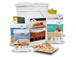 Wise 158-Serving Bucket Ultimate Preparedness Solution Freeze Dried Food Kit