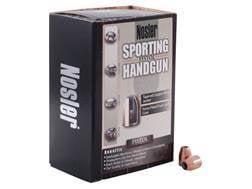 Nosler Sporting Handgun Bullets 45 Caliber (451 Diameter) 230 Grain Jacketed Hollow Point Box of 250