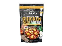 Omeals Chicken Creole with Brown Rice Self Heating Meal