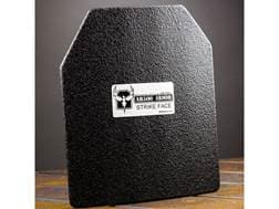 AR500 Body Armor Stand Alone Ballistic Plate III Shooter's Cut Steel