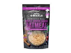 Omeals Maple Brown Sugar Oatmeal Self Heating Meal