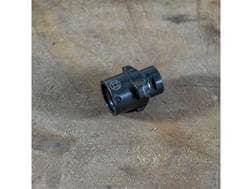 "Gemtech 22 QDA Rimfire Suppressor Quick Detach Thread Mount Adapter 1/2""-28 Steel Matte"