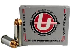 Underwood Xtreme Defender Ammunition 44 Special 125 Grain Lehigh Xtreme Defense Lead-Free Box of 20