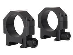 """TPS 30mm TSR """"W-SL"""" Weaver-Style Steel Rings Matte Super Low"""