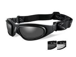 Military Surplus Wiley X SG1 Goggle Kit Grade 1 Black