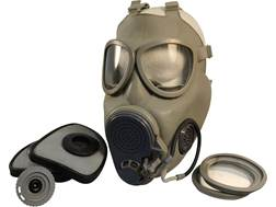 Military Surplus Czech M10M Gas Mask with Filters Grade 1