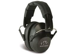 Walker's Pro-Low Profile Folding Earmuffs (NRR 22dB)