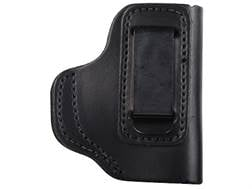 DeSantis Insider Inside the Waistband Holster Right Hand Beretta Tomcat Leather Black